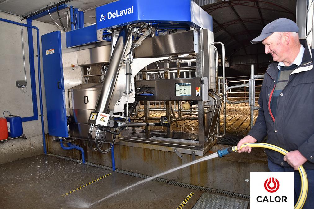 Manning dairy farm