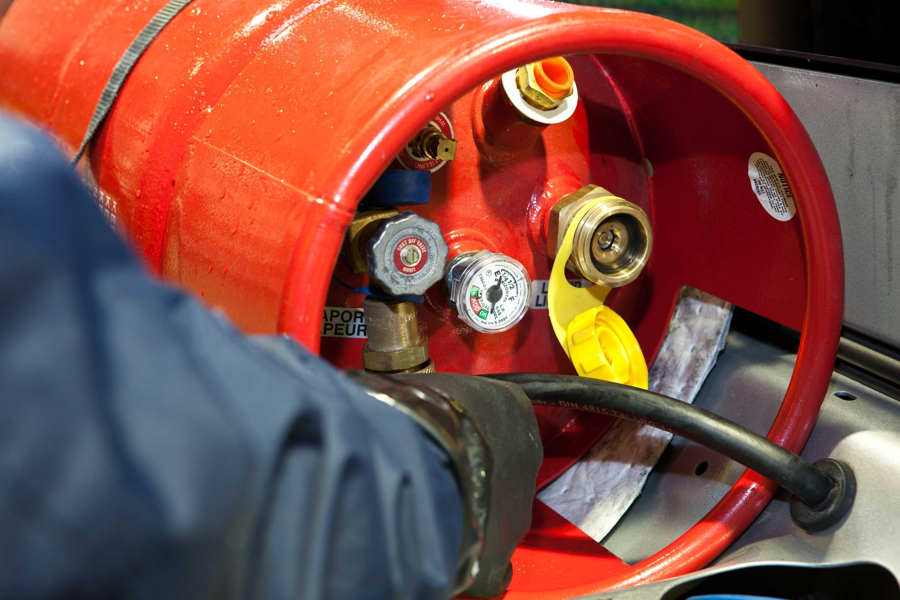 bulk cylinder