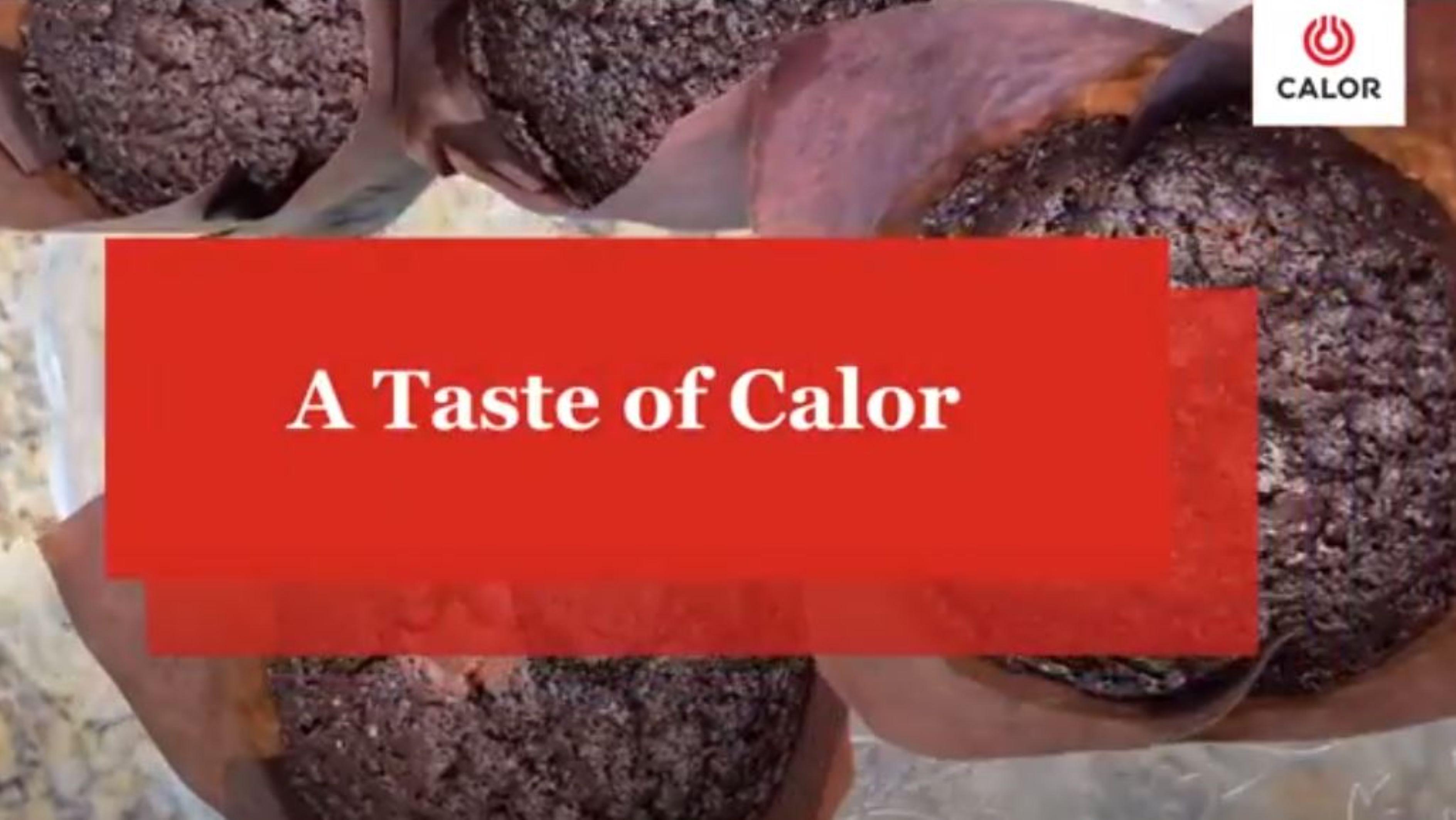taste of calor chocolate chip muffins cc